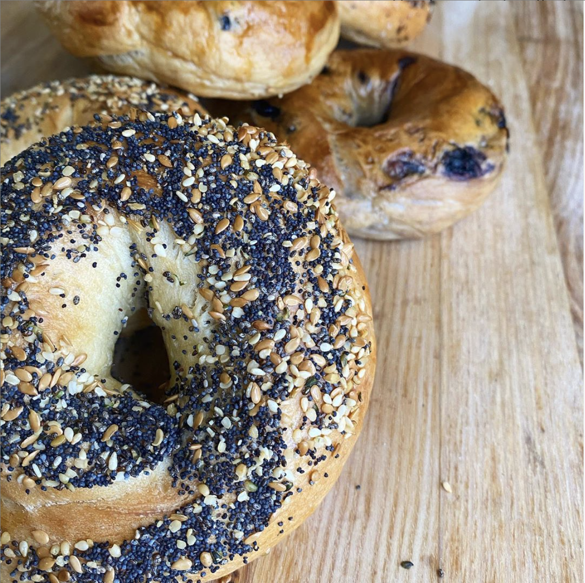 Hand-Rolled Bagels Stratford Ontario